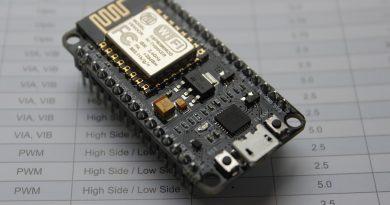 Mise en place d'un server web sur ESP8266 avec NodeMCU
