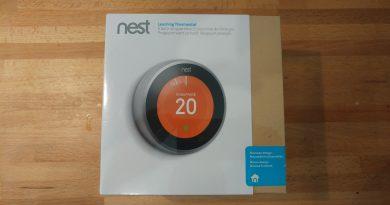Installation du thermostat connecté Nest