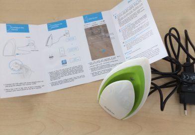 Test du capteur e-air de broadlink