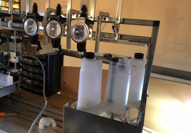 Fabrication d'une machine à cocktail, ajout de distributeurs de sirop – partie 4