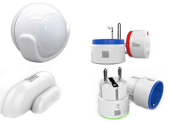 Neo CoolCam: une gamme d'accessoires z-wave à moitié prix
