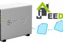 Sauvegarde automatique de Jeedom sur un NAS Synology